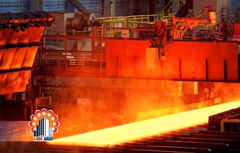 تولید جهانی فولاد در سال ۲۰۱۷